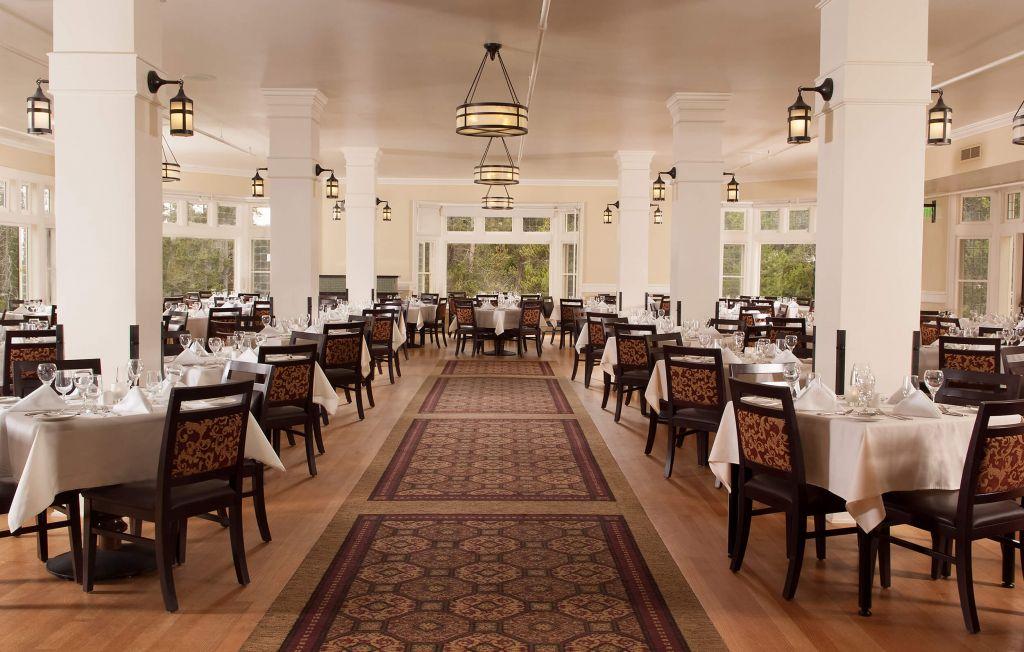 Lake Hotel Dining Room  Dining Options at Yellowstone Lake