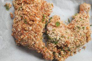 Panko Crumbed Chicken