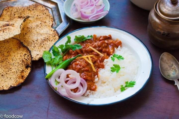 The best Resturant Style Punjabi Rajma Masala -Easy recipe