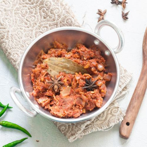 How to make Indian Bhuna Masala