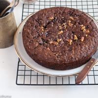 Healthy Ragi Banana Cake- Eggless & Gluten Free (Video Recipe)
