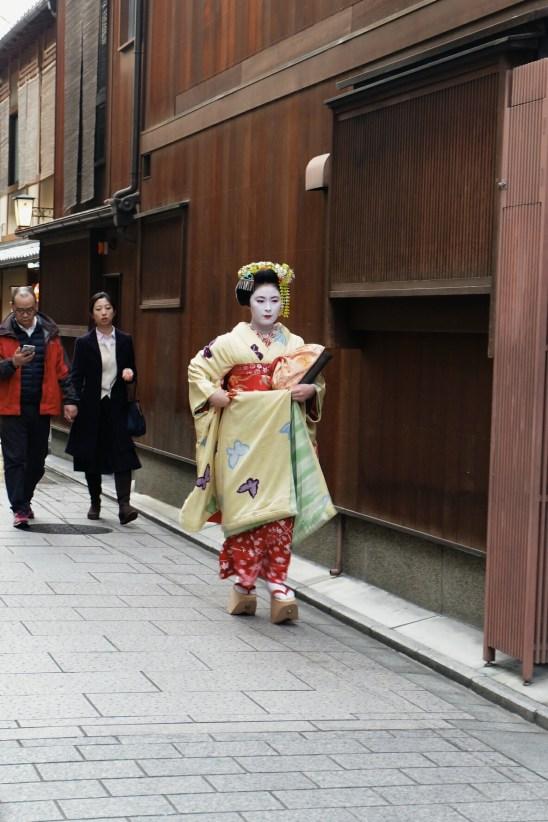 Japan Bucket List_Geisha or Maiko Sight Seeing