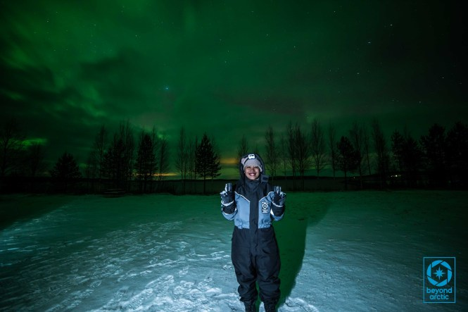 Beyond Arctic Northern Lights Hunt