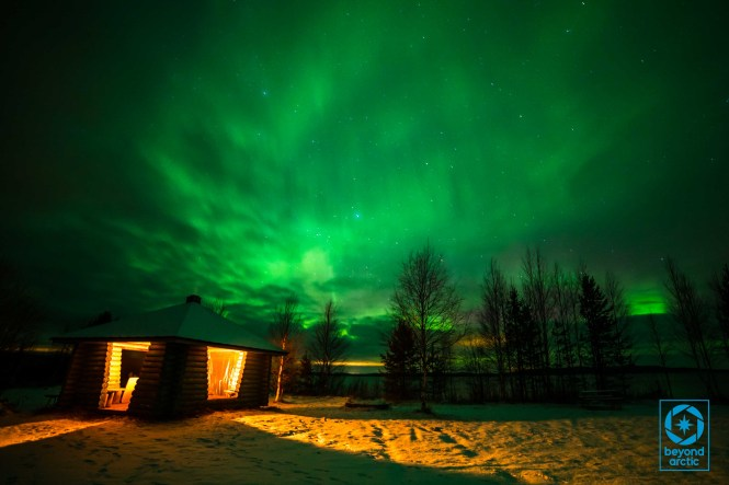 Northern Lights with Beyond Arctic