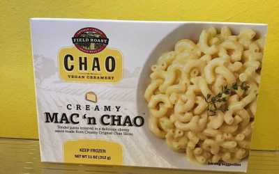 Plant based Mac & Chao