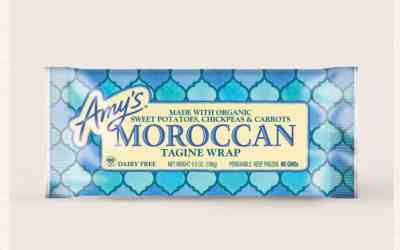 Amy's Wraps- Moroccan Tangine Wrap