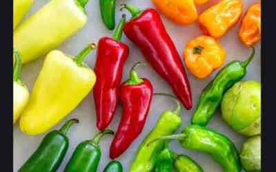 Peppers for Health