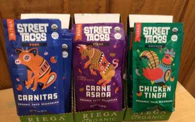Riega Organic Tacos Seasoning