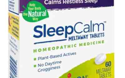 Boiron Homeopathy Sleep