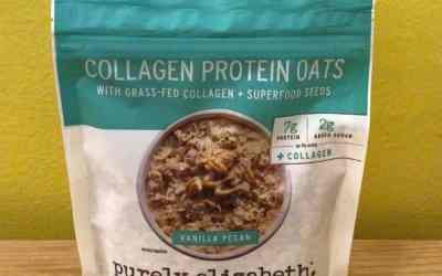 Collagen Oatmeal
