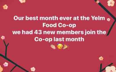 Great April News
