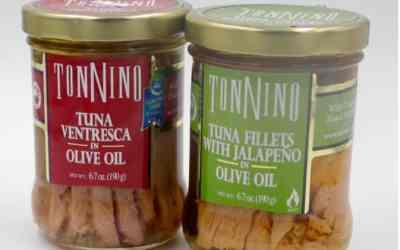 Gourmet Tonnino Tuna & Recipe