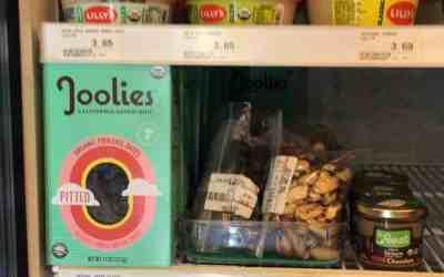 Joolies Organic Medjool Dates
