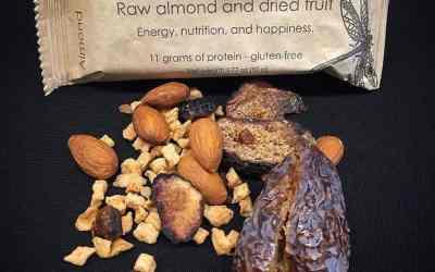 Kirkland WA based Dragonfly Raw Nutrition Bars; Almond, Walnut & Cashew