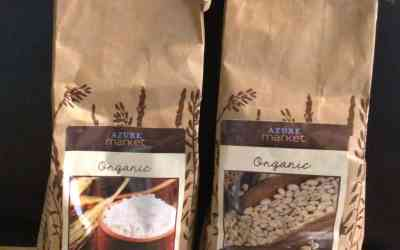 Organic Vital Wheat Gluten & Pearl Barley