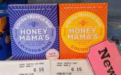 Honey Mama's Cocoa Truffle Bars