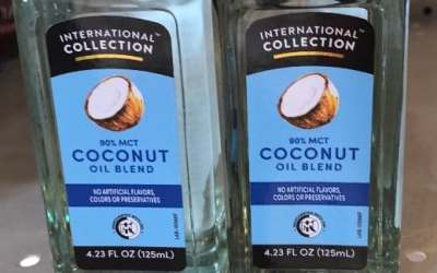 International Collection Coconut Oil 90% MCT