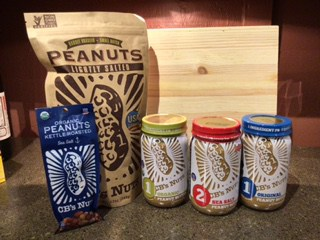Local CB's Nuts Peanut Butter Sea Salt