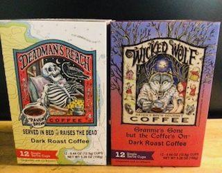 Raven's Brew Deadman's Reach & Wicked Wolf Single Serve Cups