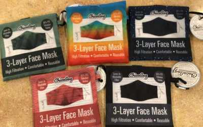 Chico 3-Layer Face Masks
