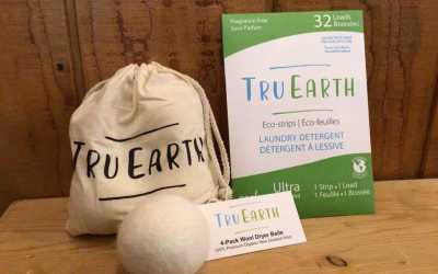 TruEarth Organic New Zealand Wool Dryer Balls