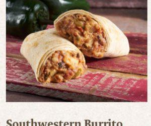 Amy's Wraps – Southwestern Burrito