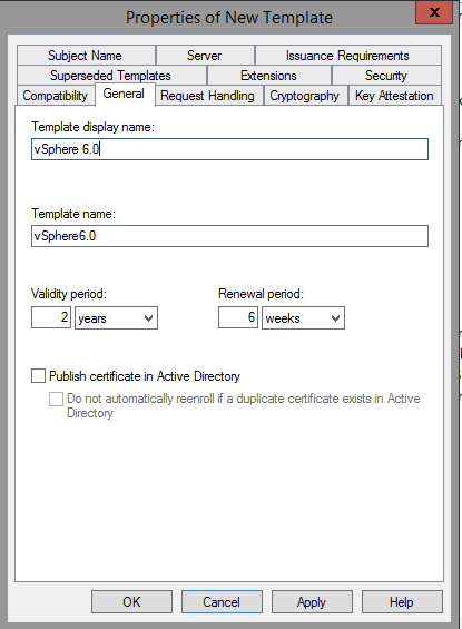 Creating a microsoft certificate authority template for ssl click the extensions tab select application policies and click edit select server authentication and click on remove and then ok yadclub Images