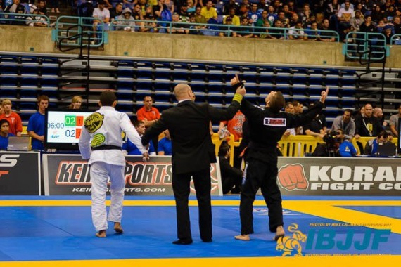 Marcos Wins Pan Ams