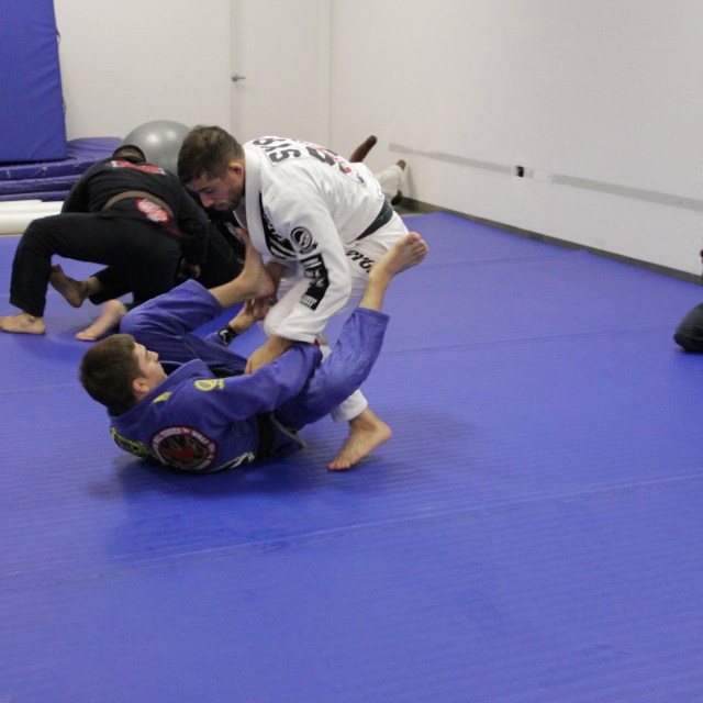 "<span class=""atmosphere-large-text"">BJJ</span><span class=""intro"">Is for Everybody</span>"
