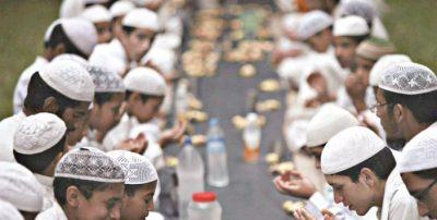 Çocuklar için yemek duası