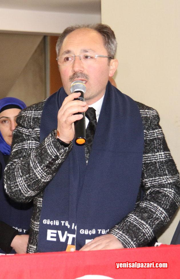 Tuzla Belediye Başkan Yrd. Ahmet Çabuk