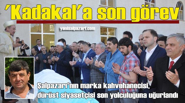Mehmet Aksoy'un cenazesi Sugören Mahallesi'nde toprağa verildi