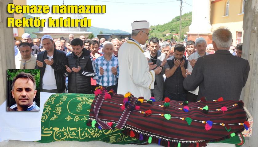 Hüseyin Uçan'ın cenazesi Dorukkiriş Mahallesi'nde toprağa verildi