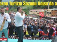 Acısu Hıdrellez Kültür ve Bahar Bayramı'na binlerce kişi katıldı