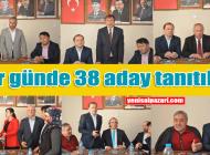 AK Parti Trabzon Milletvekili aday adayları Şalpazarı'nda görücüye çıktı