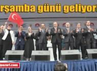 AK Parti 20 Haziran Çarşamba günü Şalpazarı'nda miting yapacak