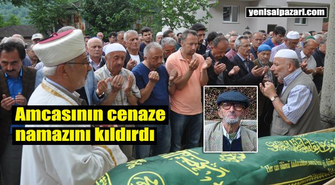 Ahmet Yılmaz Düzköy'de son yolculuğuna uğurlandı