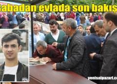 Edirne'de hayatını kaybeden Tayyip Can Turan, Dereköy'de toprağa verildi