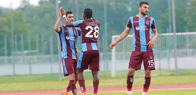 Trabzonspor-Lokomotiv Zagrep Maçı! Canlı yayın…