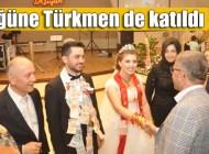 Hilmi Türkmen Çağatay Tokul ile Aylin Uzun'un düğününe katıldı