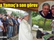 Genç yaşta vefat eden Suna Yamaç'ın cenazesi Doğancı Mahallesi'nde toprağa verildi