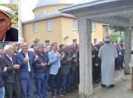 Mustafa Bektaş'ın cenazesi Dorukkiriş'te toprağa verildi
