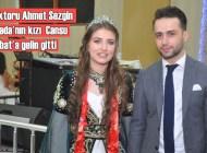 Cansu Büyükada ile Ahmet Fettahoğlu dünya evine girdi