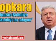 Murat Topkara Şalpazarı Belediye Başkanlığı'na aday olacağını açıkladı