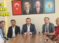 AK Parti Milletvekili Salih Cora, Şalpazarı'nda vatandaşların sorunlarını dinledi