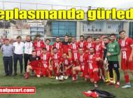 Şalpazarıspor, Trabzon'da Telekomspor'u 3-1 mağlup etti