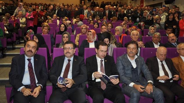 AK Parti Trabzon İl Danışma Meclisi Toplantısı yapıldı