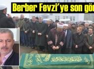 Berber Fevzi Kadiroğlu, Kabasakal'da ebediyete uğurlandı