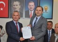 Mehmet Muhcu AK Parti Şalpazarı Belediye Başkan Aday Adayı oldu