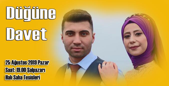Havva Aygün ile Murat Kumaş evleniyor